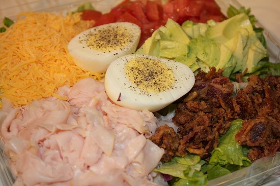 Kennard, TX: Turkey Avocado Salad