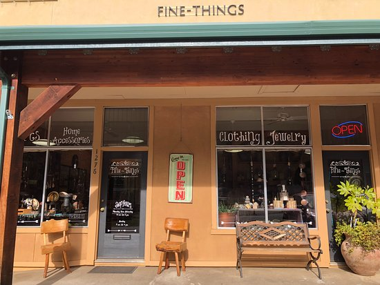 Arnold, CA: Welcome to Fine-Things!