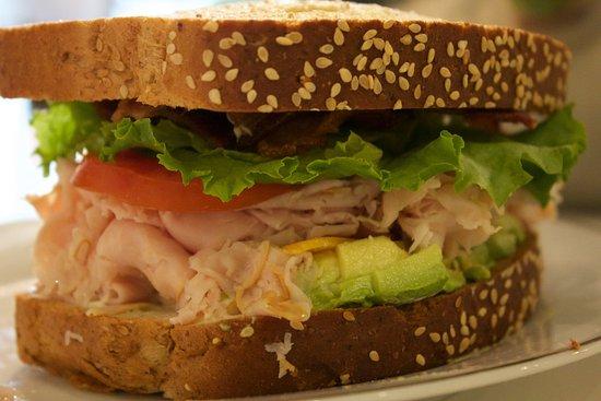 Kennard, TX: Club Sandwich