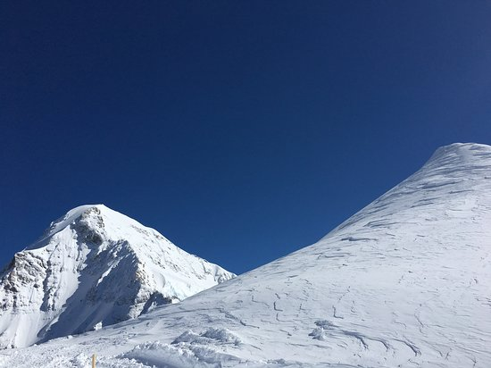 Jungfraujoch: A view from the top