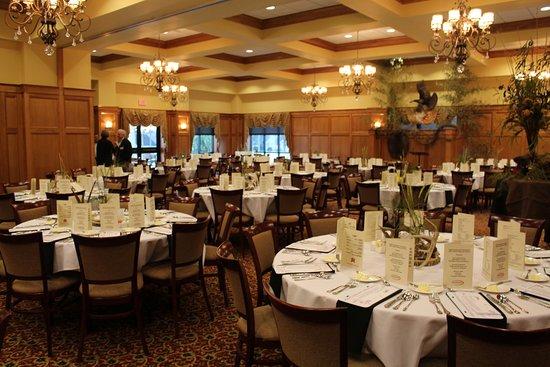 Columbus, MS: ballroom 6