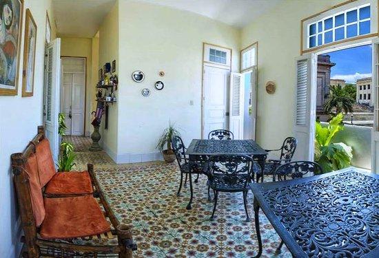 Terraza Para Desayunar Picture Of Casa Mirador La Colina