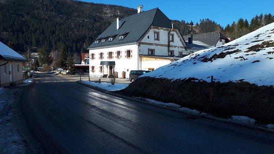 Lunz am See, Austria: Cestou od jezera