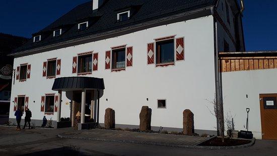 Lunz am See, Austria: Čelní pohled