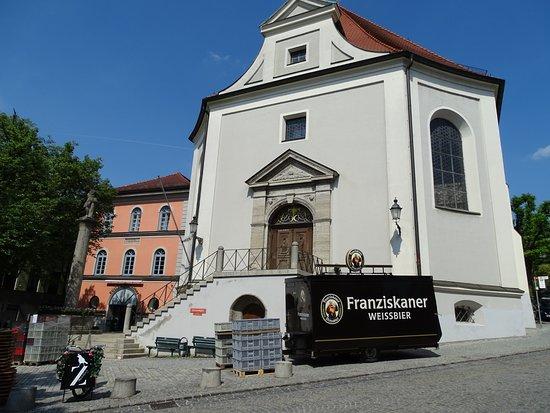 Dachau, ألمانيا: Katholische Kirche St. Jakob