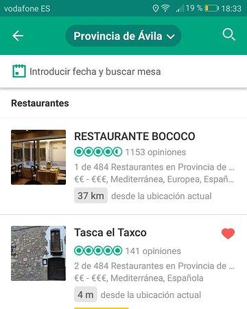 Piedralaves, España: Tasca el Taxco