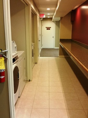 Wolfeboro, Nueva Hampshire: Guest Laundry facilities