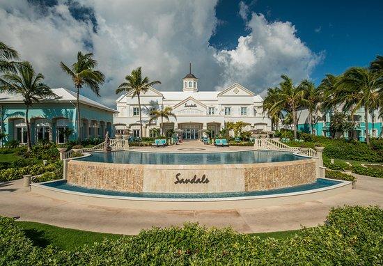 Sandals Emerald Bay Golf Tennis And Spa Resort Bahamas