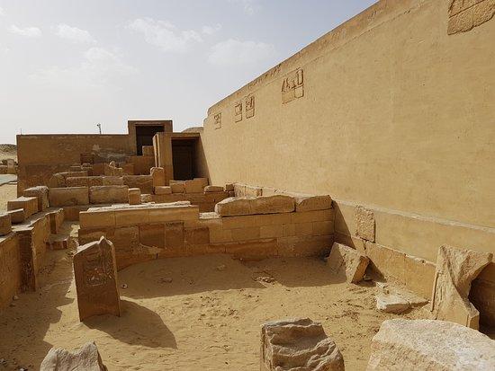 Mastaba of Kagemni: detalle