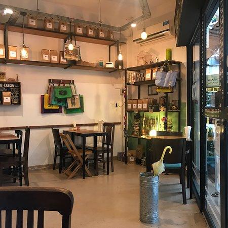 Santa Marta Café : Nice place!