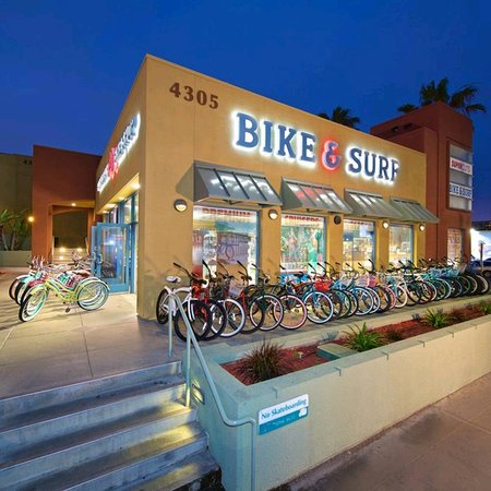 ‪Pacific Beach Bike Shop‬