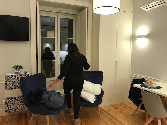 Appart Hotel Lisbonne Baixa