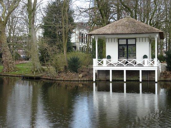 Woerden, هولندا: Woerden;Openbaar Stadspark Landgoed Bredius uit 1824 