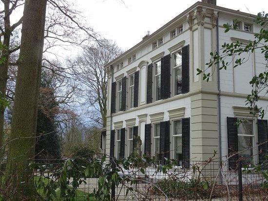 Landgoed Bredius Park: Woerden;Openbaar Stadspark Landgoed Bredius uit 1824