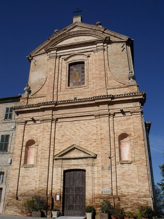 La Chiesa ed il Convento di Sant'Agostino