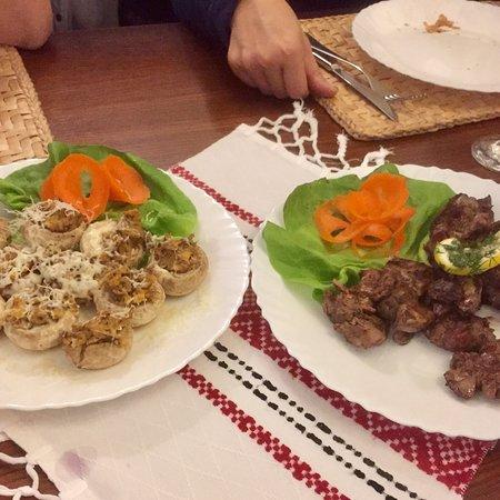 Proper Romanian cuisine