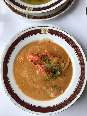 Zupa Rakowa Bild Von Wierzynek Restaurant Krakau Tripadvisor