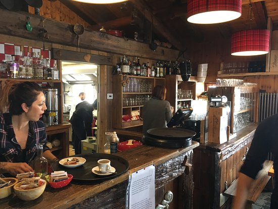 Ayas, Italy: Bardisken