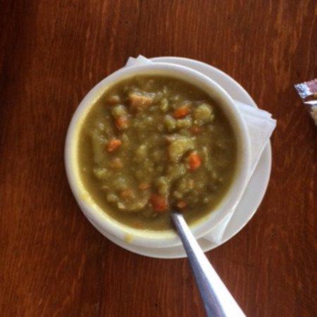 Ash Fork, Αριζόνα: Delicious lentil soup