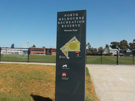 North Melbourne Recreation Reserve