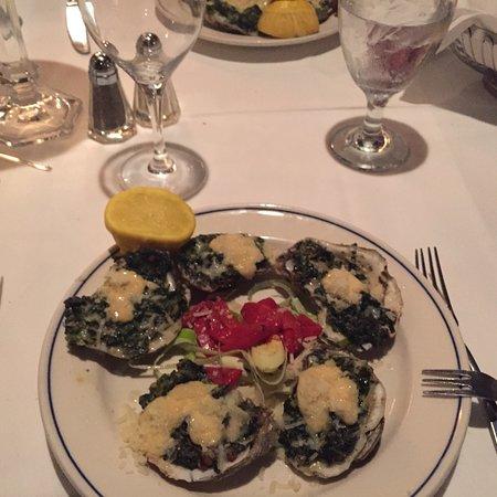 Good seafood resturant