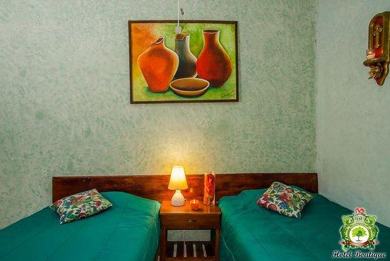 San Marcos, Nicarágua: Habitacion para 2 personas hotel boutique y restaurante hacienda san pedro