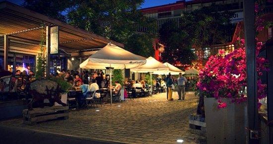 The Aubrey Boutique Hotel: Neighbourhood area