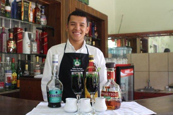 San Marcos, Nicaragua: Servicio de Restaurante Hotel Boutique Hacienda San Pedro
