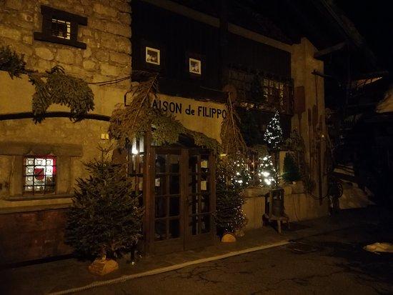 Entreves, Italia: Esterno