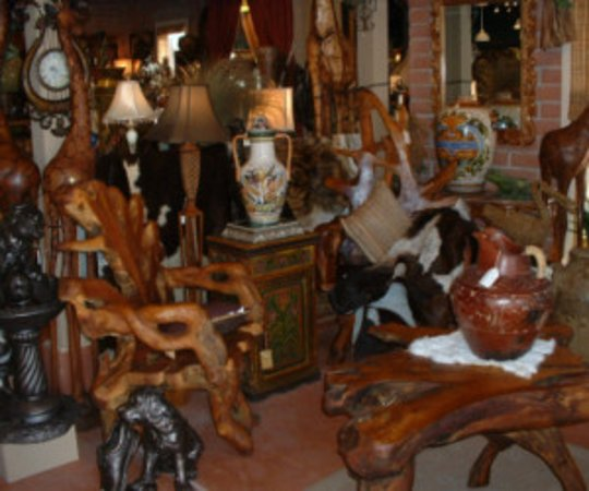 La Esplendida: A large variety of unusual furniture home decor, jewelry and MORE