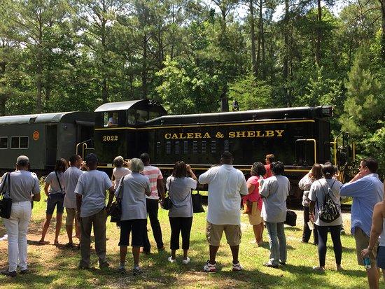 Calera, AL: Wine & Train Excursion Events