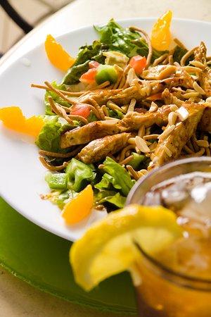 Daleville, Βιρτζίνια: Oriental Chicken Salad