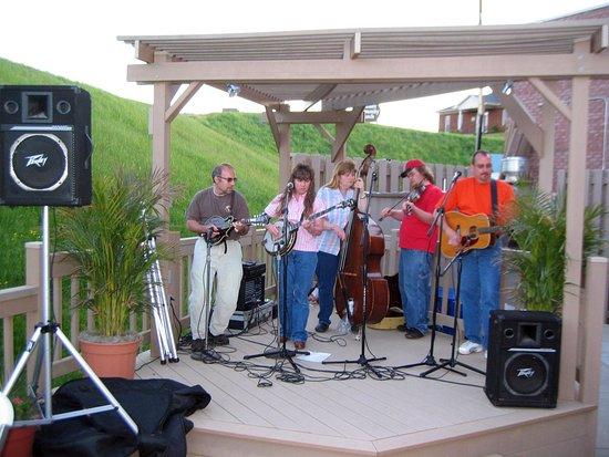 Daleville, Βιρτζίνια: Live Music on Summer Weekends