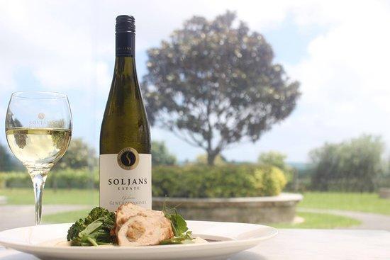 Kumeu, Nya Zeeland: Soljans Summer menu 2017/2018