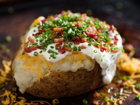 Culver City, Califórnia: Baked Potato
