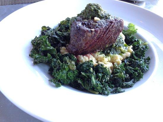 Culver City, Califórnia: Chimichurri Ribeye Steak