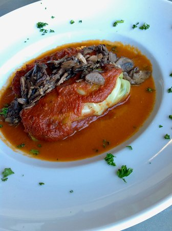 Culver City, CA: Stuffed Cabbage