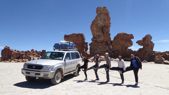 Tupiza, Bolivia: Valle de las Rocas