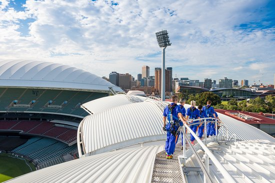 Commonwealth Bank RoofClimb Adelaide Oval