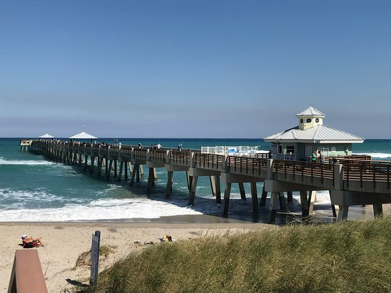 Juno Beach, FL: Pier