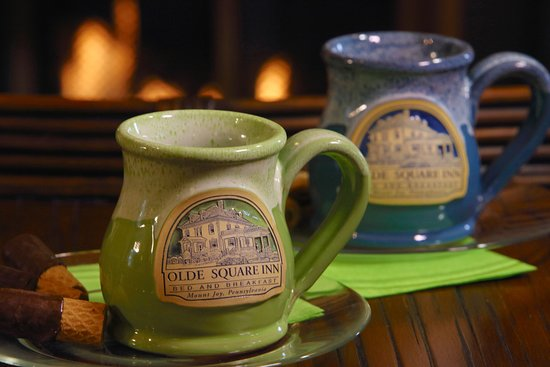 Mount Joy, Пенсильвания: Take home a hand-thrown potter mug recall the memories of your getaway.