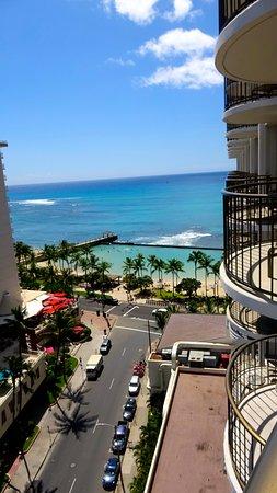 Waikiki Beach Marriott Resort Spa It Was A Great Position