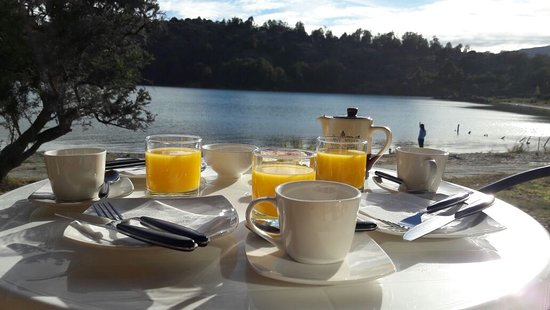 Puerto Guadal, Chile: Desayuno