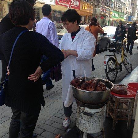 ChengHuangMiao ZhanLanGuan