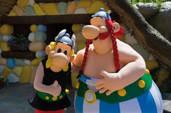 Parc Asterix  Admission Ticket