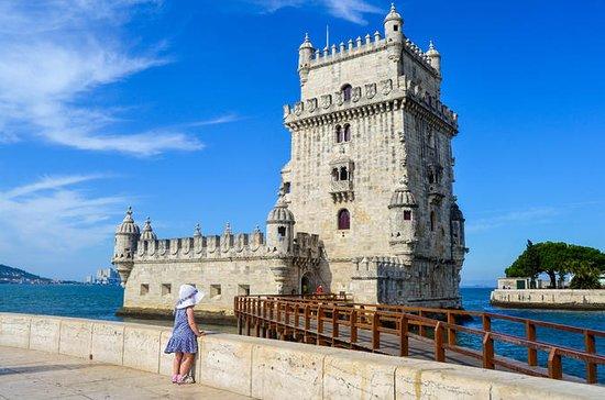 Lisbon, Sintra, Pena Palace, and...