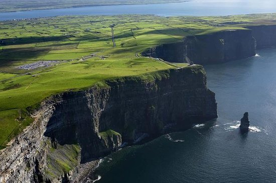 Cliffs of Moher and Doolin Village from...