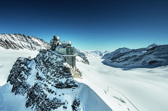 Excursion privée : Jungfraujoch au...