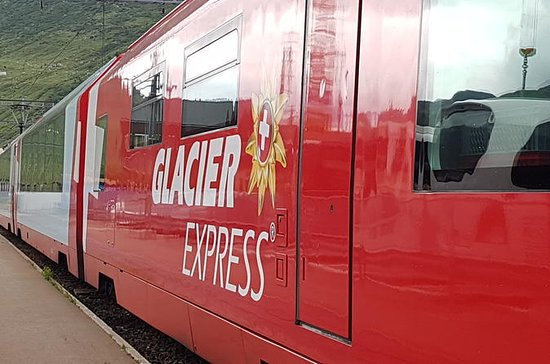 One-Day Glacier Express Tour with...