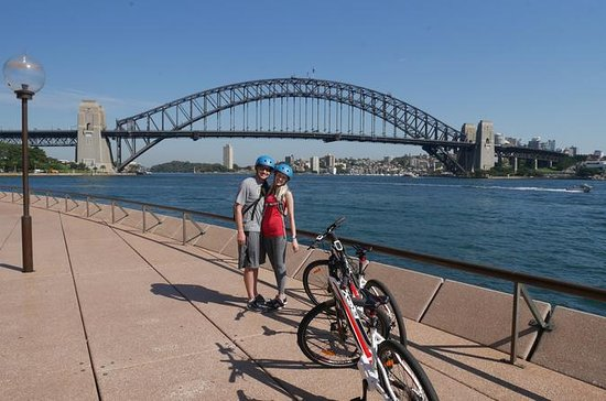 Sydney City Highlights Small-Group Electric Bike Guided Tour